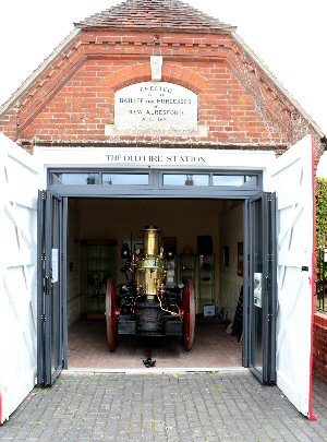 The Old Steamer Pump